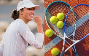 Iga Świątek zachęciła do gry w tenisa. Gdzie i za ile rozpocząć naukę?
