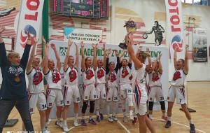 Politechnika Gdańska akademickim mistrzem Polski koszykarek. Czas na ligę
