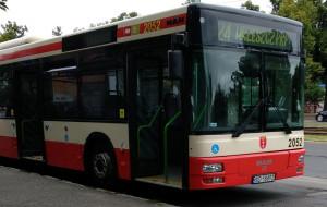 Kierowca autobusu pobity na pętli we Wrzeszczu