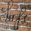 """""""Graffiti"""" sprzed ponad 200 lat w Wielkim Młynie"""