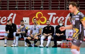 Mecz siatkarze Asseco Resovia - Trefl Gdańsk odwołany w ostatniej chwili