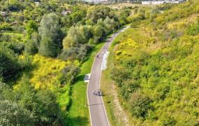 Droga rowerowa wzdłuż Potoku Oruńskiego w maju przyszłego roku