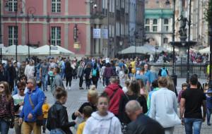Gdańska Organizacja Turystyczna podsumowała sezon: 13 proc. mniej turystów niż w 2019 r.