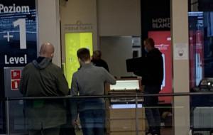 Kradzież w Galerii Bałtyckiej trwała 20 minut. Straty to prawie 700 tys. zł