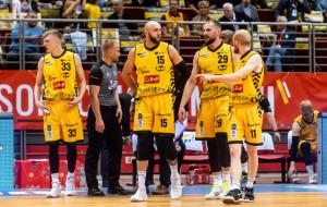 Trefl Sopot - GTK Gliwice 80:110. Pięciu koszykarzy z Trójmiasta w reprezentacji