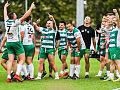Rugby. Lechia Gdańsk - Juvenia Kraków 38:5. Rozegrano tylko dwa z pięciu meczów