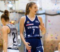 GTK Gdynia - CCC Polkowice 39:102. Rekordowa porażka koszykarek