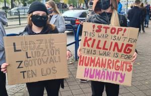 Hasła sobotnich protestów w obronie praw kobiet