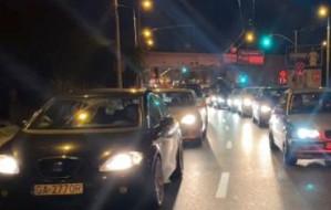 Gdynia. Na ulicach korki i tłum protestujących