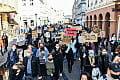 Protesty uliczne to igranie z życiem? Czytelnik zgłasza możliwość popełnienia przestępstwa
