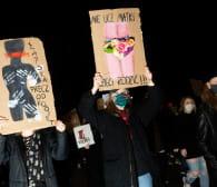 Piąty dzień protestów w Trójmieście w sprawie aborcji
