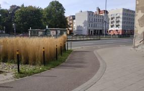 Gdańsk. Brakuje barierek przy drodze rowerowej we Wrzeszczu?
