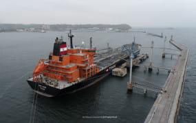 Rekordowy przeładunek paliw w Gdyni