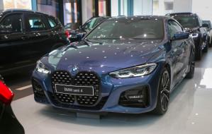 BMW serii 4 zadebiutowało w Trójmieście