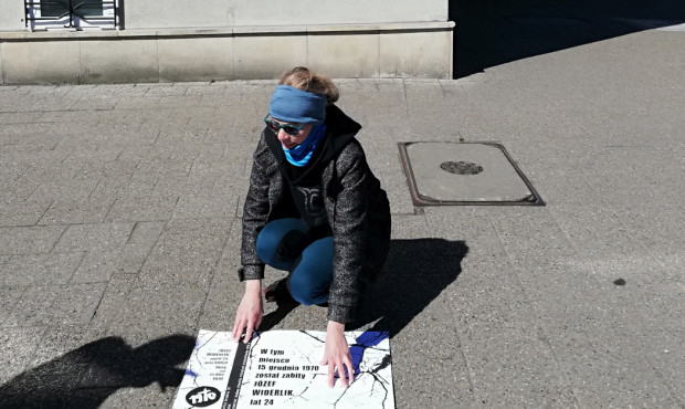 Gdańsk zamontuje tablice upamiętniające ofiary Grudnia '70