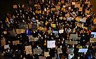 Szósty dzień protestów w Trójmieście w sprawie praw kobiet