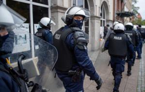 Policjanci domagają się podwyżek