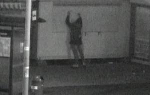 Grafficiarze złapani dzięki monitoringowi