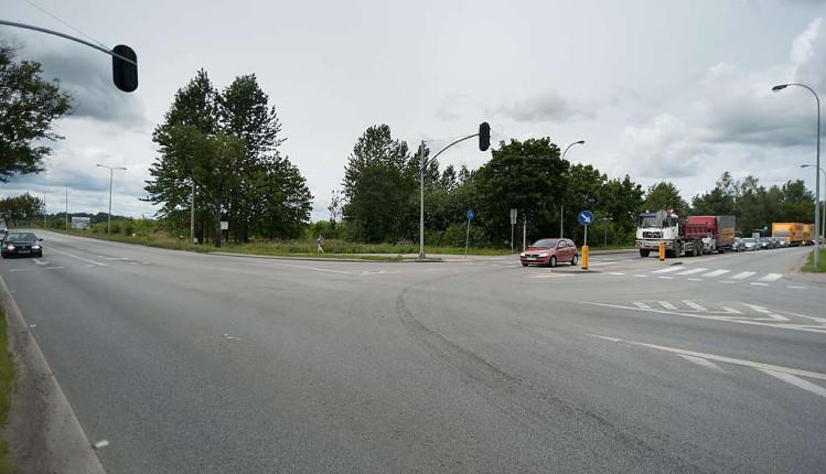 Droga rowerowa wzdłuż ul. Nowatorów do końca sierpnia 2021