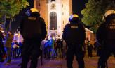 Kibice: Rozumiemy protesty kobiet, ale nie pozwolimy atakować kościołów