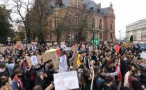 Siódmy dzień protestów w Trójmieście w...