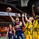 Trefl Sopot - King Szczecin 77:82. Zmiana w sztabie szkoleniowym koszykarzy