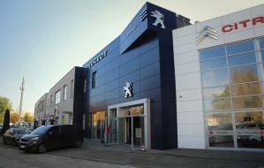 Otwarcie nowego salonu Peugeot w Gdańsku