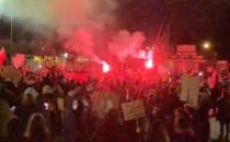 Dziewiąty dzień protestów w Trójmieście
