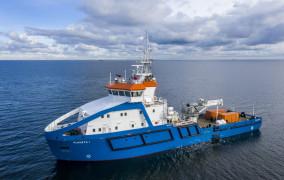 Remontowa Shipbuilding przekazała Planetę I