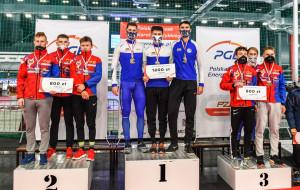 Stoczniowiec Gdańsk zdominował mistrzostwa Polski w łyżwiarstwie szybkim