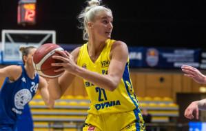 Pierwsza... Laura Miskiniene, koszykarka Arki Gdynia: Zamienić kłamstwo w prawdę