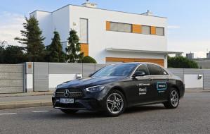 Odświeżony Mercedes-Benz klasy E