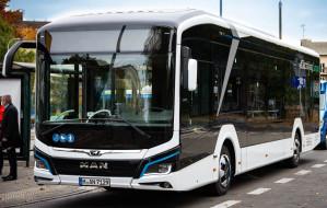Gdynia testuje elektryczny autobus