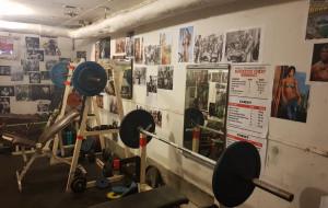 Piwniczne i garażowe siłownie znów cieszą się popularnością