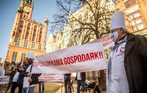 We wtorek protest gastronomów przy fontannie Neptuna