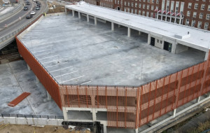 Kolejny piętrowy parking w Gdańsku w połowie 2021 roku