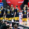 Legia Warszawa - Trefl Sopot 78:72. Lider ze stolicy za mocny dla koszykarzy