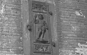 Drzwi kata na Wieży Więziennej w Gdańsku. Będą zrekonstruowane?