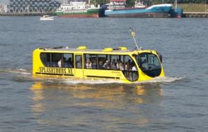 Pływające autobusy nową atrakcją Gdańska?