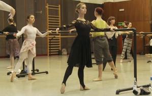 Za kulisami Opery Bałtyckiej. Jak wygląda próba baletu?