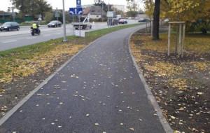 Gdynia-Obłuże. Nowa droga dla rowerów prawie gotowa