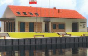 Niebawem rozpocznie się budowa przystani żeglarskiej na Wyspie Sobieszewskiej