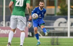 Gryf Wejherowo - Bałtyk Gdynia 3:0. Damian Garbacik zagrał fatalny mecz