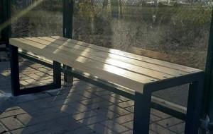 Gdańsk: 28 nowych ławek na przystankach. Zniknie ławka-samoróbka