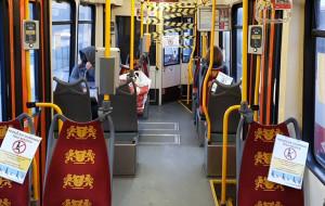 Mało pasażerów w komunikacji. ZTM stracił 5 mln zł w miesiąc