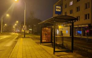 Przeprowadzka wiaty przystankowej z Letnicy do Wrzeszcza