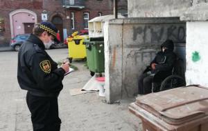 Bezdomni nie chcą korzystać ze schronisk