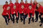 Biało-Zielone Ladies Gdańsk mają aż 12 reprezentantek Polski w rugby kobiet