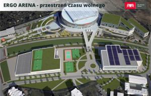 Gdańsk i Sopot chcą zmienić okolice Ergo Areny