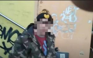 Pomalował tunel i sam zgłosił się na policję